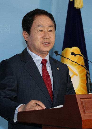 """주광덕 한국당 의원, 조국 수석에게 """"이미선 검증, 맞장토론하자"""""""